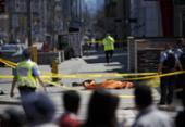 Van atropela e mata 9 pedestres em Toronto; 16 ficam feridos | Foto: Cole Burston l Getty Images l AFP