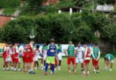 Bahia jogará 15 jogos em 49 dias até o início da Copa do Mundo | Foto: Felipe Oliveira l EC Bahia