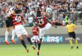 Fora de casa, Vitória perde por 2 a 1 para o Atlético-MG | Foto: Fernando Moreno | Futura Press | Estadão Conteúdo