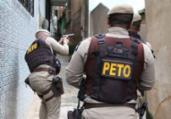 Suspeito de tráfico é preso em operação policial no Pero Vaz | Alberto Maraux l SSP-BA