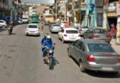 Colisão entre ônibus e van causa lentidão na San Martin   Reprodução   Google Maps
