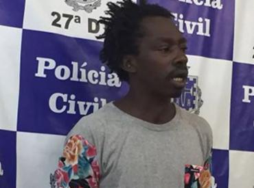 Adaílton foi autuado por tentativa de homicídio e vai passar pela audiência de custódia, na manhã desta sexta - Foto: Divulgação l Polícia Civil