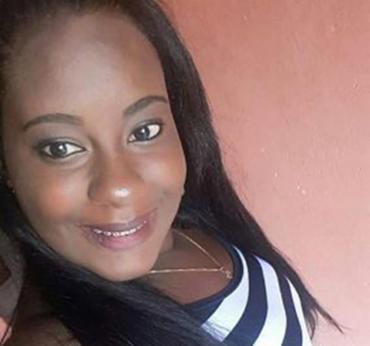 O corpo da enfermeira foi encontrado por vizinhos na sala da casa - Foto: Reprodução