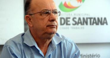 José Ronaldo, ex-prefeito de Feira - Foto: Reprodução | Recôncavo News