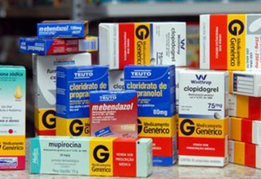 Medicamentos genéricos devem ser ao menos 35% mais baratos - Foto: Agência Brasil l Arquivo