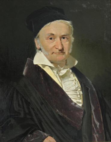 Gauss se tornou um dos maiores matemáticos da história - Foto: Reprodução