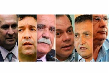 Sucessão na Bahia já tem seis concorrentes; conheça os candidatos | Foto: Montagem | Ag. A TARDE