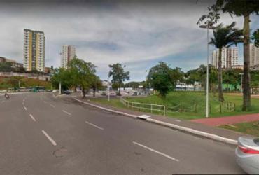 Caminhão atropela e mata pedestre próximo ao Dique do Tororó | Reprodução | Google Maps