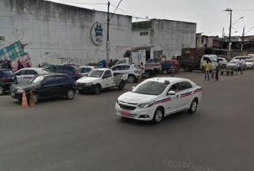Motorista foge após atropelar pedestre na avenida Oscar Pontes   Reprodução   Google Maps