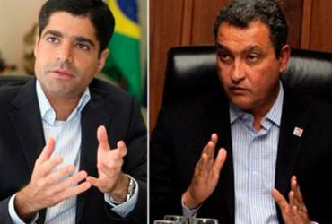 Rui Costa e ACM Neto no tiroteio dos combustíveis | Edilson Lima e Joá Souza | Ag. A TARDE
