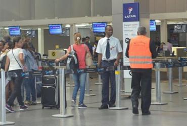 Comissão de aeroportos inscreve para 370 vagas; salário de até R$ 2.748 | Shirley Stolze | Ag. A TARDE