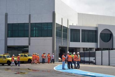Cronograma de obras do Aeroporto Internacional de Salvador é inaugurado | Shirley Stolze l Ag. A TARDE