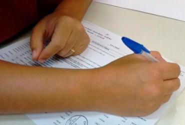 Mais de 4.800 pessoas fazem prova para concurso de promotor de Justiça | Iloma Sales | Ag. A TARDE