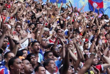 Bahia inicia venda de ingressos para jogo contra Santos nesta quarta   Marcelo Malaquias   EC Bahia