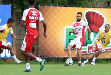 De olho no Peixe, Bahia retoma atividades no Fazendão   Felipe Oliveira l EC Bahia
