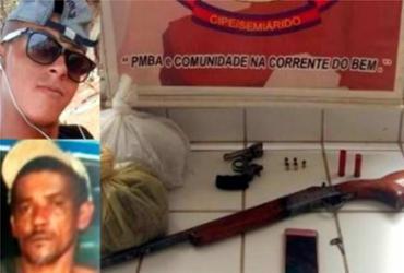 Suspeitos de tráfico morrem em confronto com a polícia em Xique-Xique | Reprodução | Blog do Marcelo