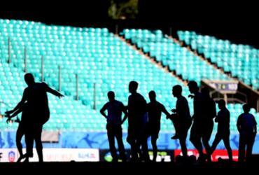 Bahia busca despertar no Brasileiro com dois jogos na Fonte   Felipe Oliveira l EC Bahia