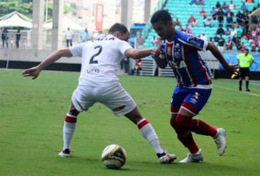 Marco Antônio deixa boa impressão após sequência como titular   Marcelo Malaquias l EC Bahia