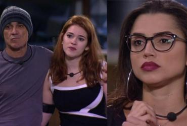 Família Lima e Paula disputam última vaga na final do BBB18   Reprodução   Tv Globo