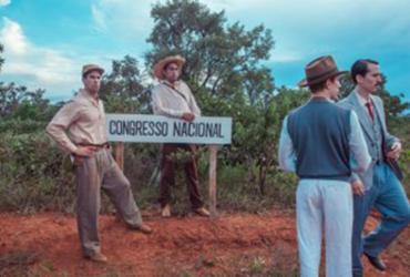 gação Os quatro episódios mostram desde a idealização até a inauguração da nova capital federal - Divulgação