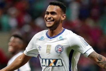 Bahia vence com gol de Brumado no último minuto dos acréscimos   Raul Spinassé   Ag. A TARDE