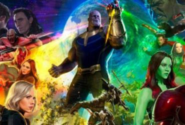 Cinemas fazem maratona de 'Vingadores' antes da estreia de 'Guerra Infinita'