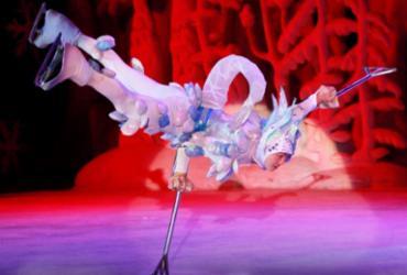 Circo da China apresenta espetáculo no gelo em Salvador | Divulgação