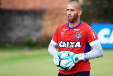 Bahia anuncia saída do goleiro Rafael   Felipe Oliveira   EC Bahia