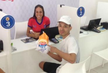 Bahia faz campanha provocativa após conquistar título do Baianão   Divulgação   ECBahia
