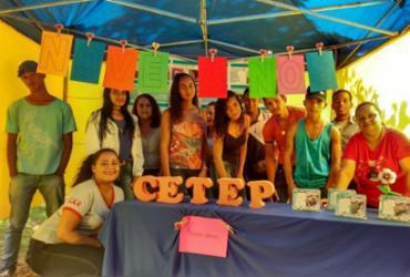 Estudantes de Santa Maria da Vitória realizam ações pedagógicas