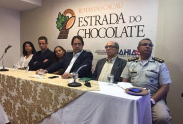 Estruturação da Estrada do Chocolate é discutida em encontro