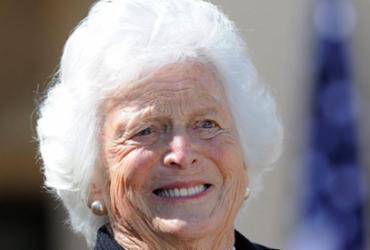 Morre aos 92 anos a ex-primeira-dama dos EUA Barbara Bush | Jewel Samad | AFP
