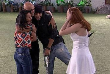 Família Lima supera Paula no paredão e vai à final do BBB 18   Reprodução   TV Globo