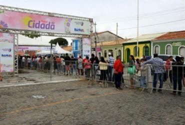 Feira Cidadã está em Porto Seguro
