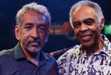 Gilberto Gil e Letieres Leite fazem show no TCA neste sábado | Divulgação