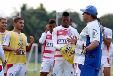 Presidente do Bahia não prioriza contratações e cobra melhora de atletas   Felipe Oliveira l EC Bahia