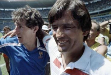 Morre Henri Michel, campeão olímpico em 1984 e técnico da França na Copa de 1986 | Reprodução