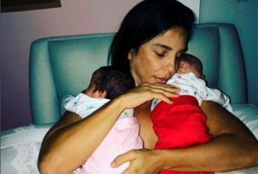 Ivete Sangalo posta vídeo malhando dois meses após o parto | Reprodução | Instagram
