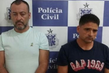 Chilenos são presos por arrombar imóveis na Barra e furtar lojas | Divulgação | Polícia Civil