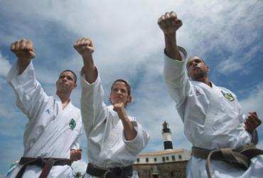 Seleção Brasileira de Karatê tem cinco baianos na luta por vaga nos Jogos de 2020 | Raul Spinassé l Ag. A TARDE