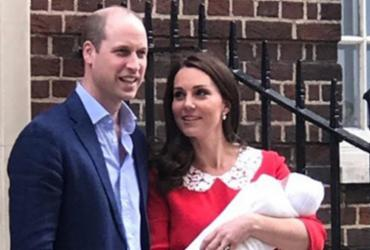 Kate Middleton volta para casa menos de 6 horas depois de dar à luz | Reprodução/Instagram
