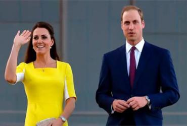 Nasce o terceiro filho do Príncipe William e Kate Middleton | AFP