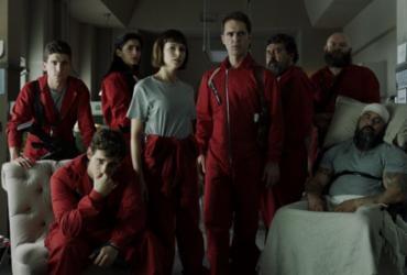 Netflix confirma 3ª temporada da série 'La Casa de Papel' | Reprodução | Netflix