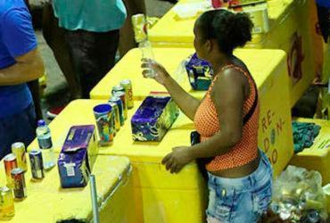 Licenciamento de ambulantes para show de Ivete ocorre nesta quarta   Joá Souza   Ag. A TARDE
