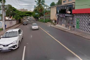 Colisão entre carro e moto deixa um ferido no bairro do Stiep | Reprodução | Google Maps