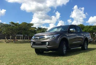 L200 Triton Sport 2019 tem 5 verões a partir de R$ 120,9 mil | Guilherme Magna | Ag. A TARDE
