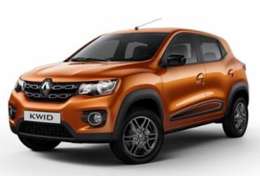 Anfavea: vendas tem forte retomada e Kwid volta ao top five | Renault | Divulgação
