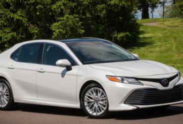 Toyota inicia recall para troca de motor do Camry, nos EUA | Toyota | Divulgação