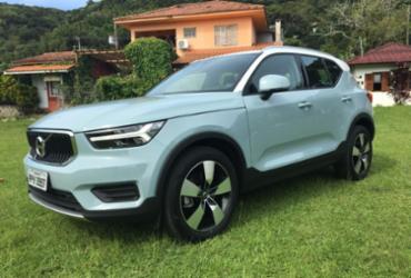 Volvo apresenta XC40 de olho no Q3, GLA e X1 | Marco Antônio Jr. | Ag. A TARDE