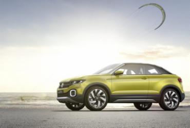 Volkswagen confirma T-Cross para 2019 | Divulgação
